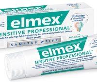 Elmex zubní pasty